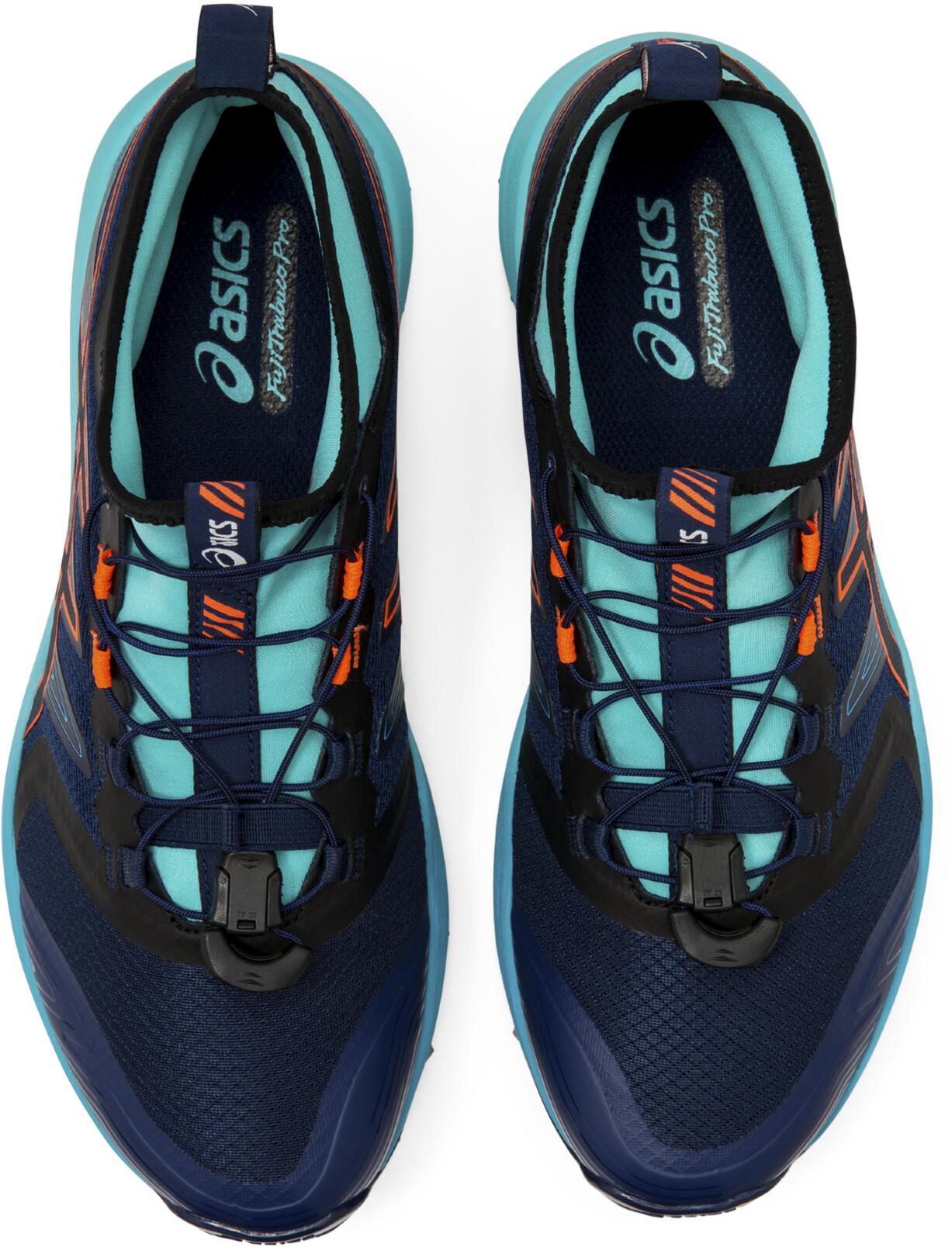 asics FujiTrabuco Pro Shoes Women, blue expanseblue expanse